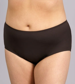Coco Reef Solid Plus Size High Waisted Bottom - Realforlesscorp