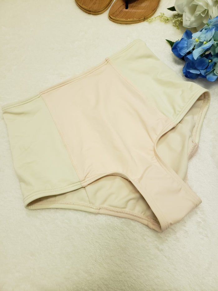 Kate Spade New York Women's Color Block High Waist Bottom Light Pink Size S - Realforlesscorp