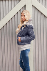 Modern Hippie Women's Alternative Down Jacket - Realforlesscorp