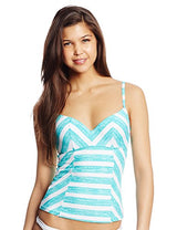 COCO RAVE 'Lucky Girls Wear Stripes' Underwire Bikini Top - Realforlesscorp