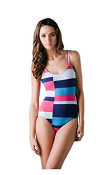 Marc by Marc Jacobs Color Block One Piece Swimsuit - Realforlesscorp