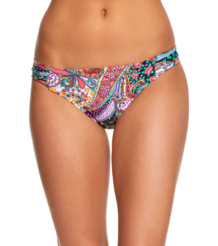 Kenneth Cole Reaction Gypsy Gem Hipster Bikini Bottom - Realforlesscorp