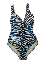 Carmen Marc Valvo -Animal Print - One piece sizes - Realforlesscorp