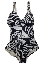 Gabar- Navy and White -One piece -Sizes - Realforlesscorp