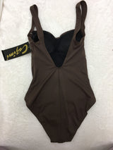 Cazimi front twist maillot Vintage Swimsuit - Realforlesscorp