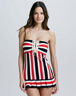 Juicy Couture Port Striped Swimdress - Realforlesscorp