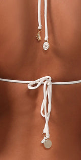 Juicy Couture Little Lulu Triangle Bikini Top - Realforlesscorp