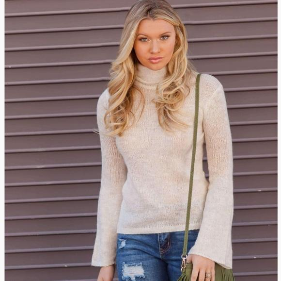 Ashley Gypsy Sweater - Realforlesscorp