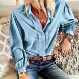Sexy Ladies Blouse - Realforlesscorp