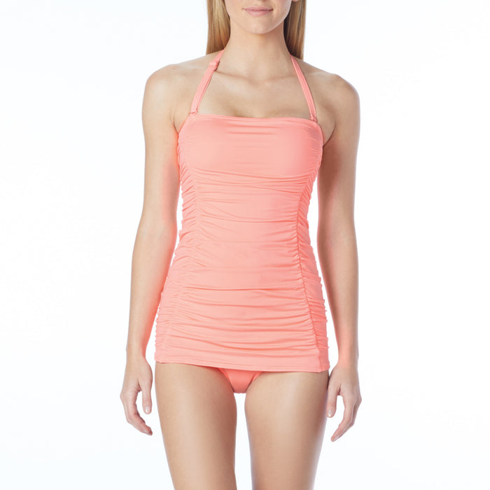 COCO RAVE TAYLOR SWIMDRESS - SOLIDS - Realforlesscorp