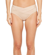 Kenneth Cole New York Women's Wrap Front Hipster Bikini Swimsuit Bottom - Realforlesscorp