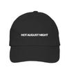 Hot August Night Neil Diamond Black Hat