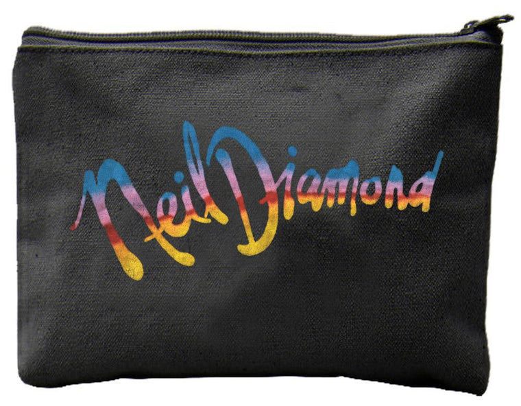 Neil Diamond Cosmetic Case-Neil Diamond