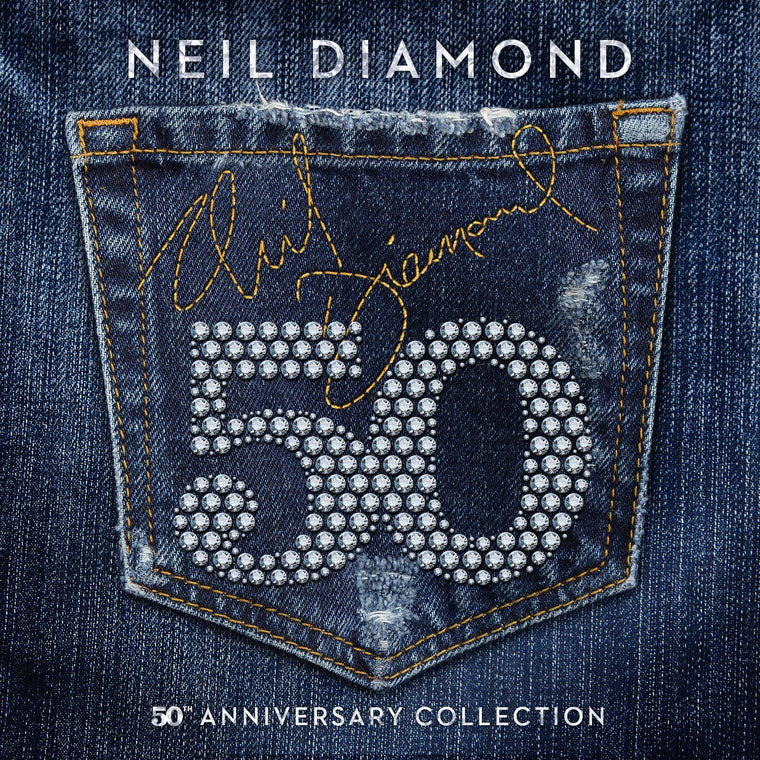 50th Anniversary Collection (3 CD Set) - Neil Diamond