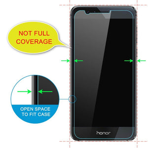 Tempered Glass Screen Protector 9H Film for Huawei Honor 8