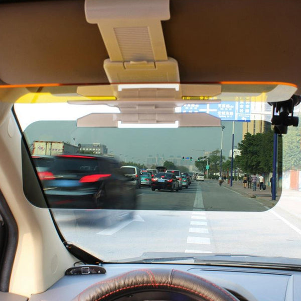 HD Vision Driver Anti-glare Mirror Car Sun Visor Goggles Car Driver Goggle Day and Night Use