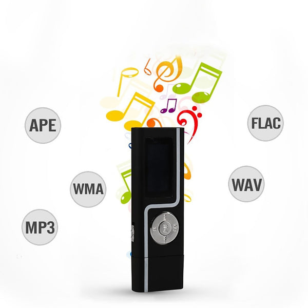 #20# 2019 MP3 Player MP3 Digital Led Video 1.8