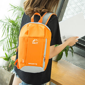#25 New Men And Women Sports Outdoor Travel Bag Fashion Backpack Mountaineering Bag  Travel Teenage Backpack bag male bagpack