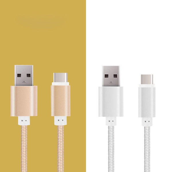 USB Type C Fast Charging usb c cable Type-c 3.1 data Cord Phone Charger For Samsung S8 Note 8 Xiaomi mi5 mi6 huawei adapter