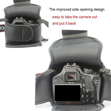 Load image into Gallery viewer, Neoprene Camera Case Cover Bag for Sony A7R IV A7R III  A7R II A7R A7S II A7S A7 III A7 II A7 with FE 24-70mm 16-35mm 24mm lens