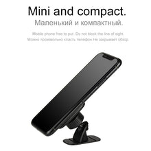 Load image into Gallery viewer, HOCO Best Car Phone Holder Magnetic Stand for iPhone X Xs Max XR 8 Samsung S9 Cellphone Magnet Mount 360 Rotation Holder in Car