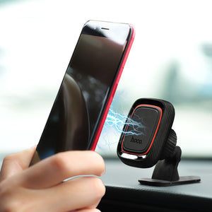 HOCO Best Car Phone Holder Magnetic Stand for iPhone X Xs Max XR 8 Samsung S9 Cellphone Magnet Mount 360 Rotation Holder in Car
