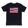 HIMANA State Flag T-Shirt Black