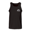 HIMANA Royal 808 Kamehameha Tank Top Black