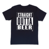 UB Straight Outta Beer T-Shirt Black