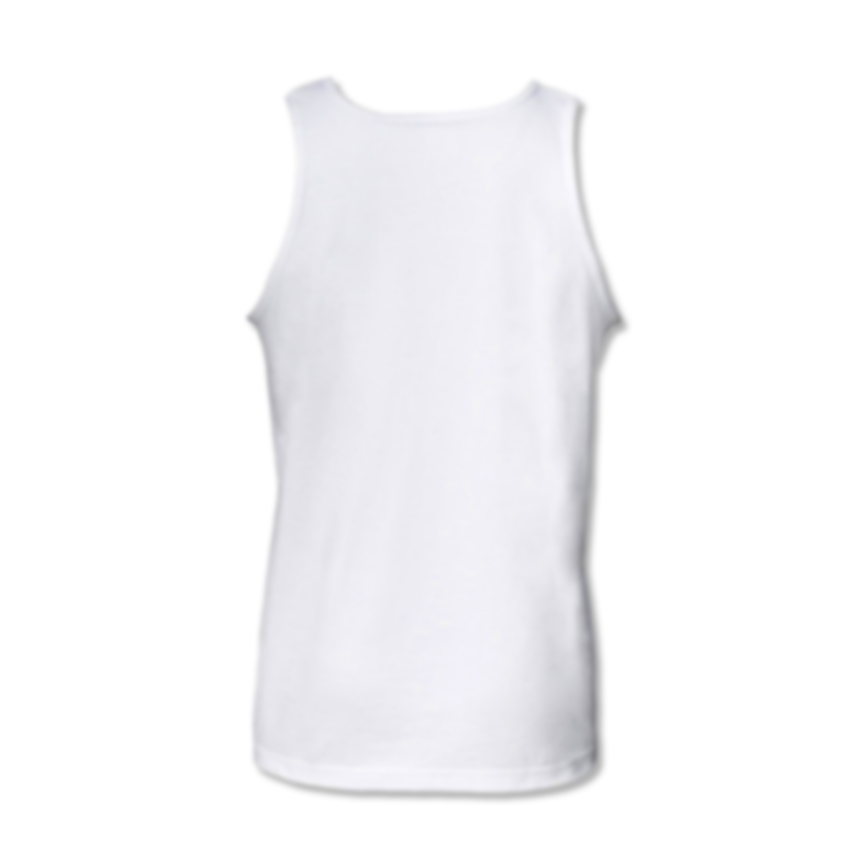 UB Straight Outta Beer Tank Top White