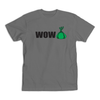 ButiGroove WOW LAU LAU T-Shirt Charcoal Gray