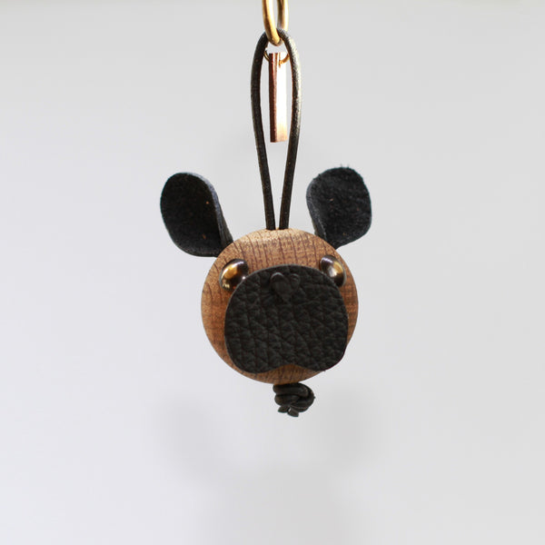 Unika: WOODEN Frenchie Charm (10)