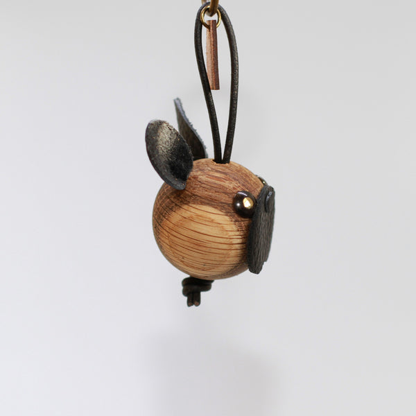 Unika: WOODEN Frenchie Charm (1)