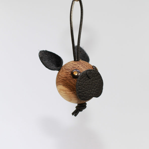 Unika: WOODEN Frenchie Charm (3)