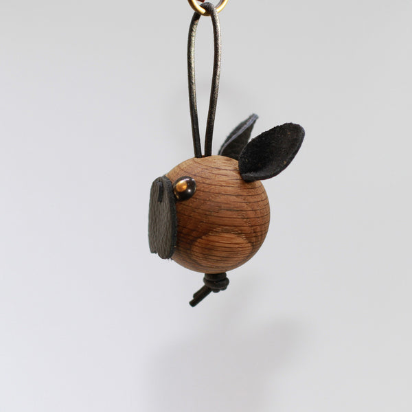 Unika: WOODEN Frenchie Charm (5)