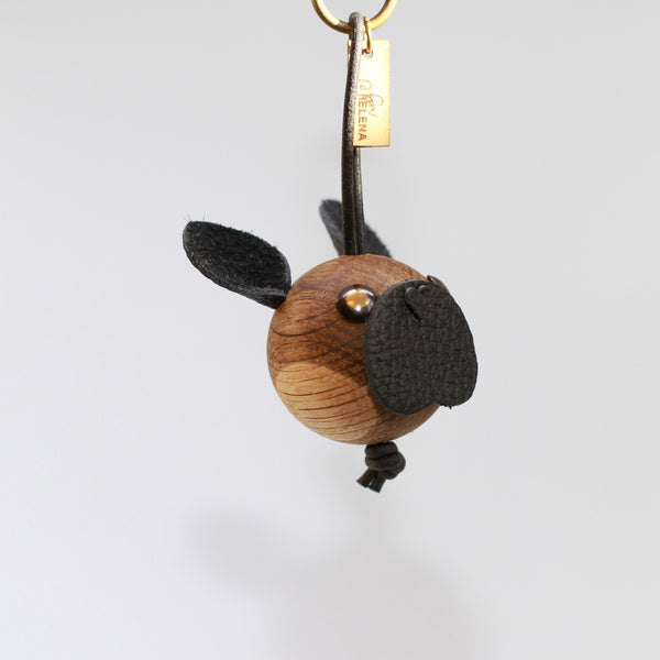Unika: WOODEN Frenchie Charm (8)