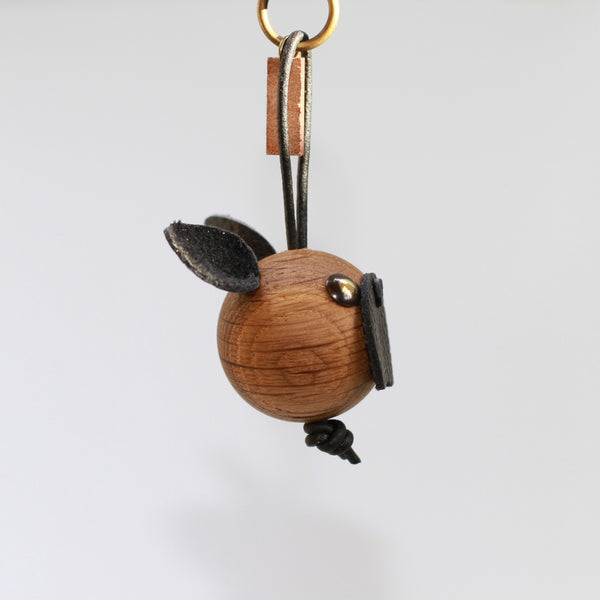 Unika: WOODEN Frenchie Charm (9)