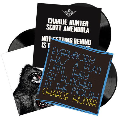 Every Baboon Is Getting Ahead Until They Get Punched In The Mouth Bundle [Vinyl]
