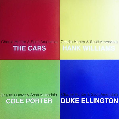 EPs: Cars/Williams/Porter/Ellington