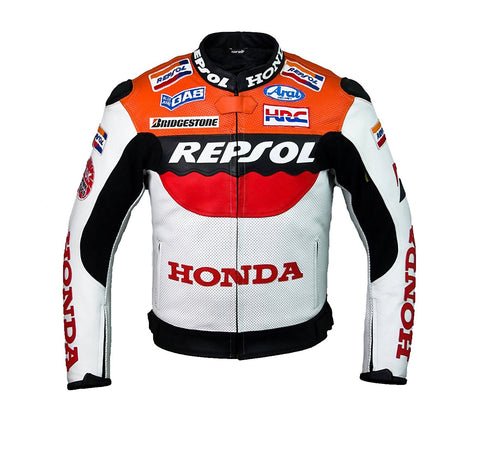 Repsol Honda Leather Jacket