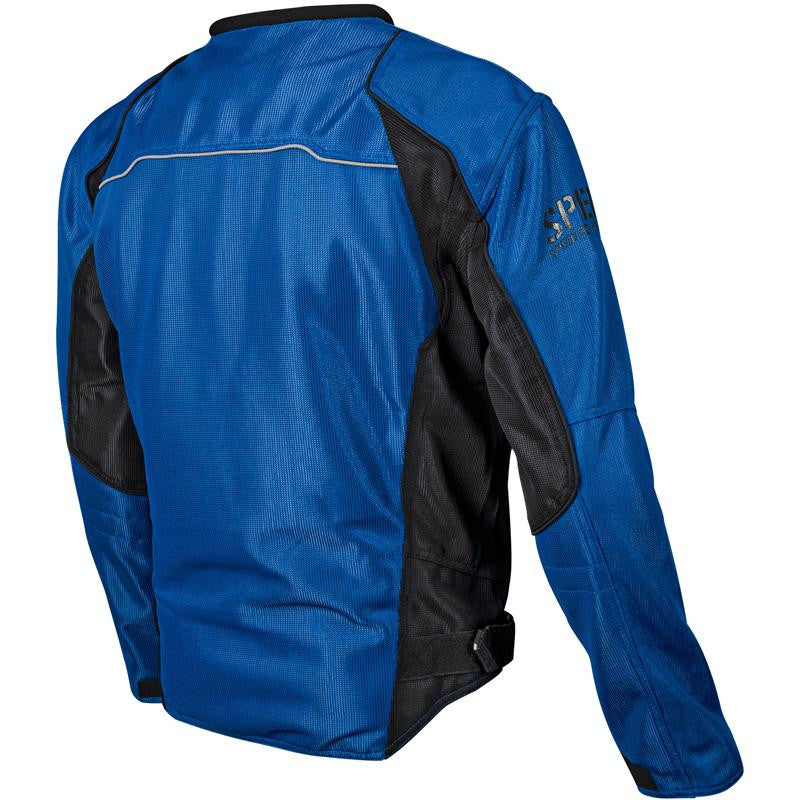 Speed and Strength Jacket - Blue