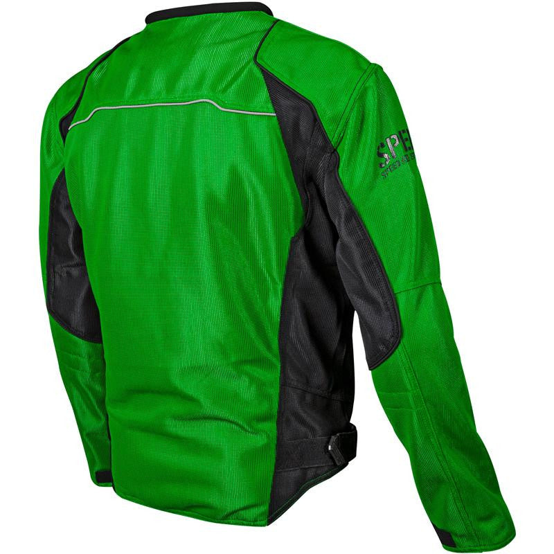 Speed and Strength Jacket - Green