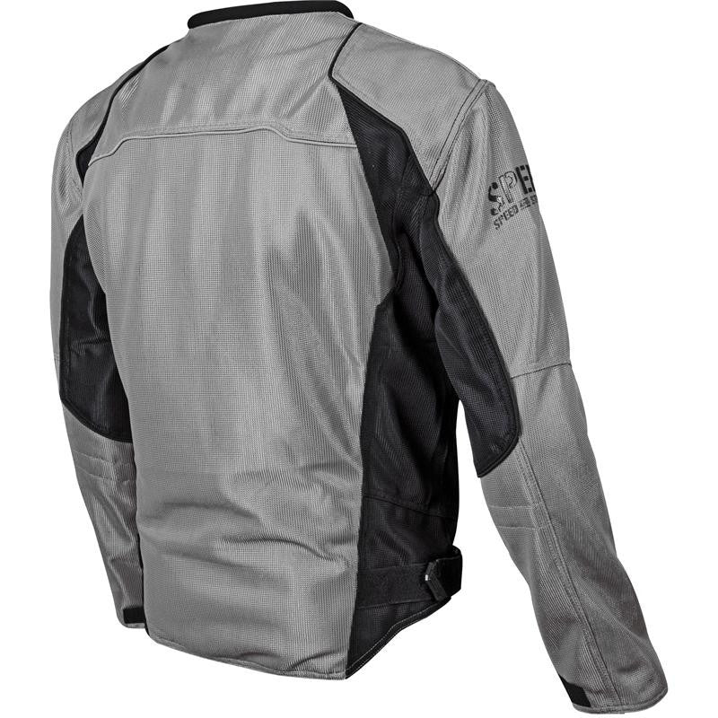 Speed and Strength Jacket - Siliver