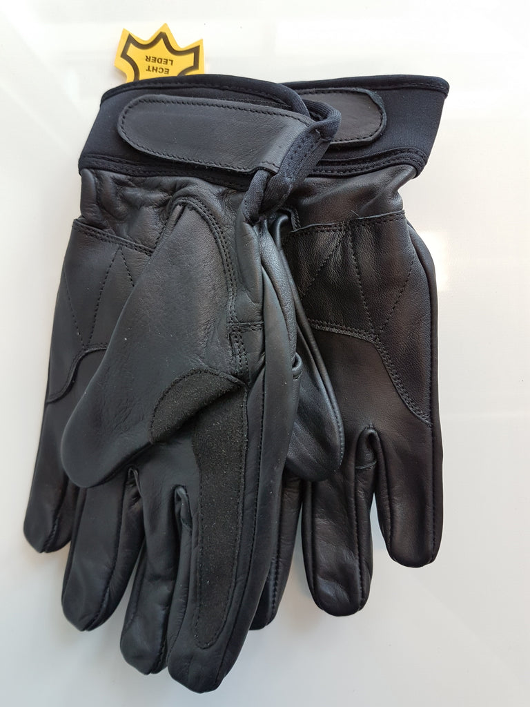 Xelement Short Leather Kevlar Knuckle