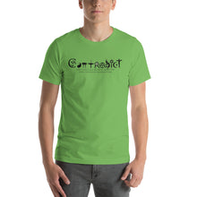 Colored Contradict T-Shirts