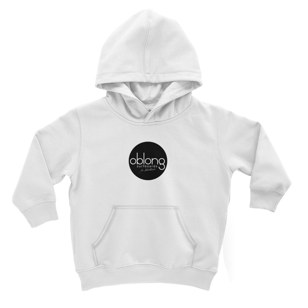 oblong everywhere,everyday Classic Kids Hoodie