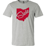 State of Ohio Script - Unisex Tee