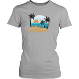 Retro Aruba - Women's Tee