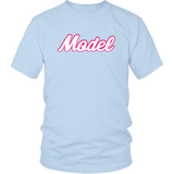 Model Script Ladies Tee