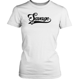 Savage AF - Ladies Fit Tee
